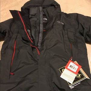 Men's North Face Mountain Light Triclimate Jacket